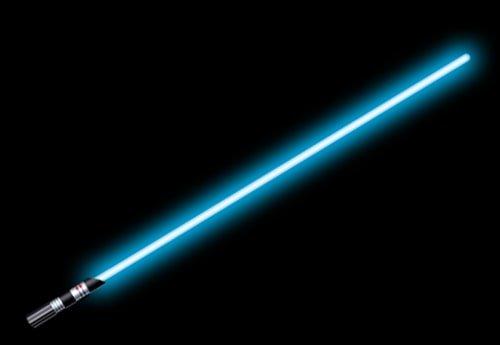Lightsaber biru