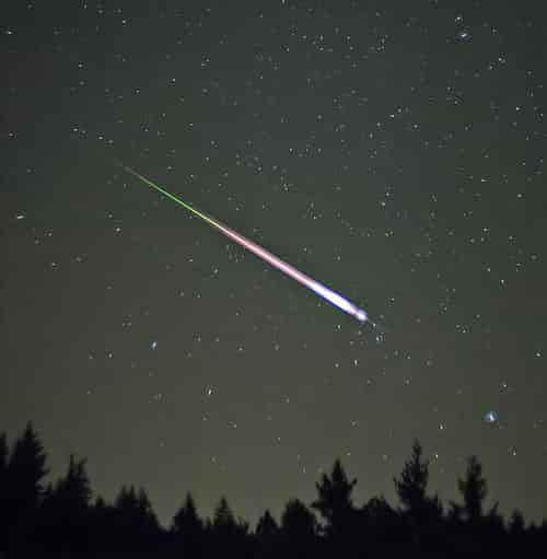 Meteor Leonid