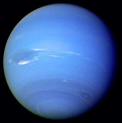 Neptunus dari wahana Voyager 2