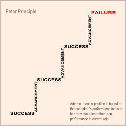 Prinsip peter manajemen
