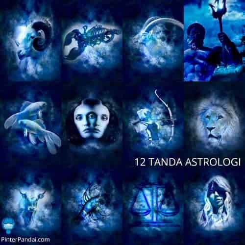 12 Tanda astrologi