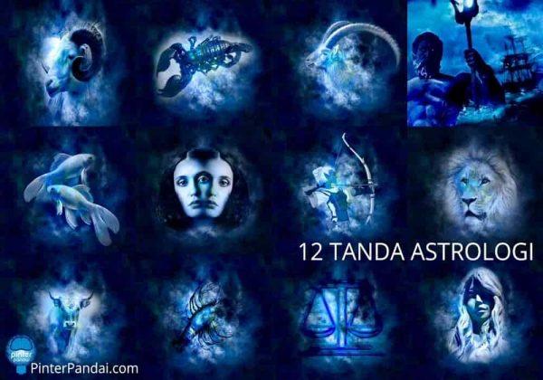 Tanda astrologi