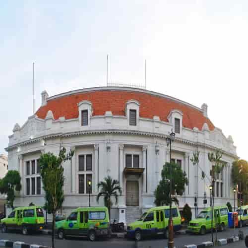 De Javasche Bank Museum Surabaya