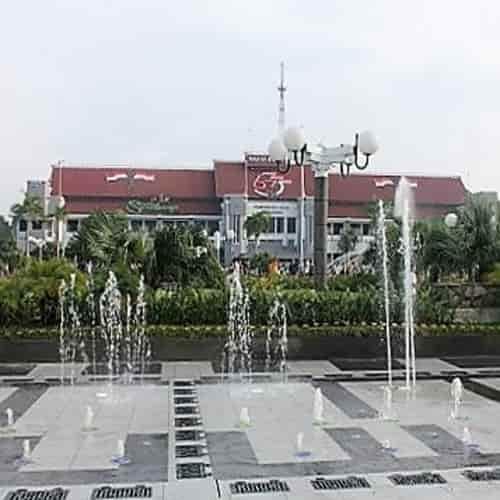 Gedung Balai Kota Surabaya
