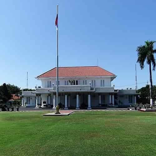 Gedung Grahadi Surabaya