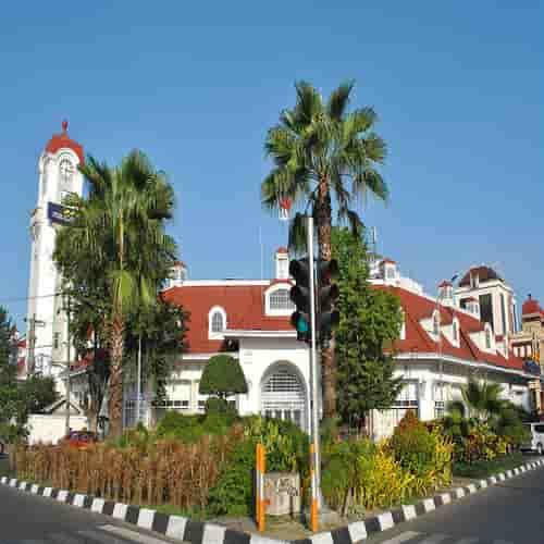 Gedung Lindeteves - Surabaya