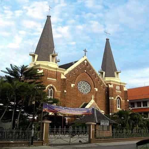 Gereja Kelahiran Santa Perawan Maria