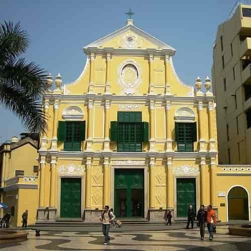 Gereja Santo Dominik Makau