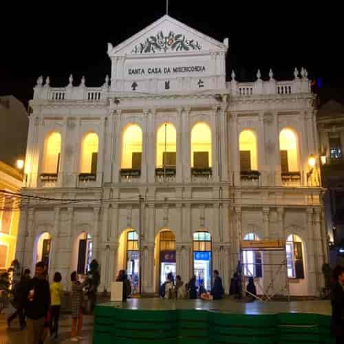 Makau Santa Casa Da Misericordia