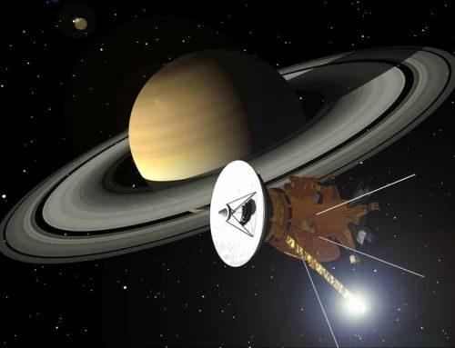 Pesawat Luar Angkasa Cassini