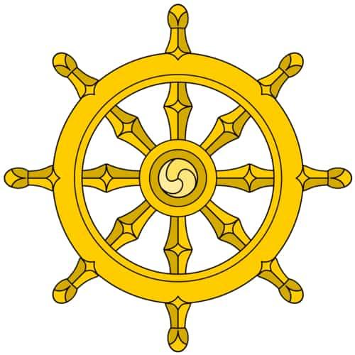 Dharmacakra - Jalan Mulia Berunsur Delapan