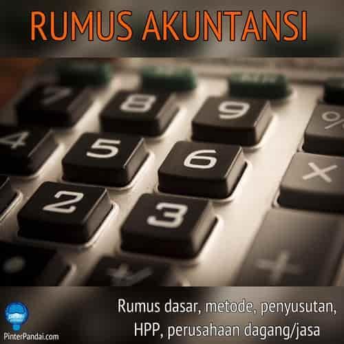 Rumus akuntansi