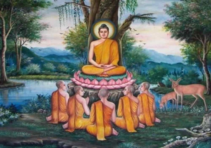 Siddhartha Gautama filosofi