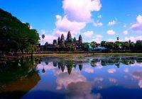 Tempat Wisata di Kamboja - Candi Angkor Wat