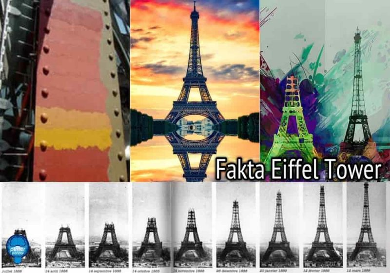 Fakta Eiffel Tower