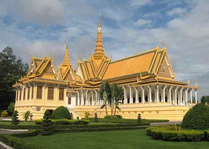 Istana Kerajaan Kamboja
