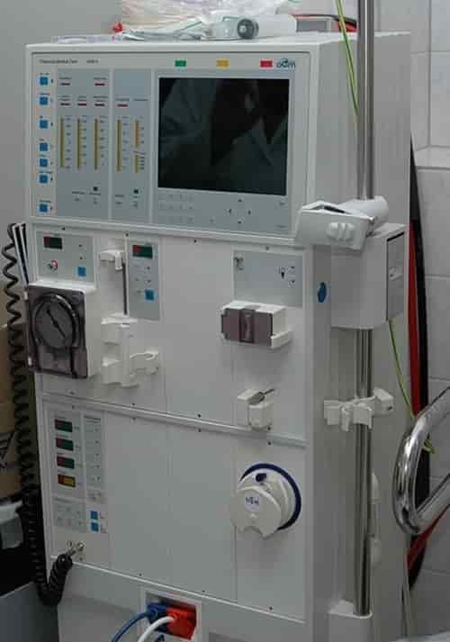 Mesin cuci darah Hemodialisis