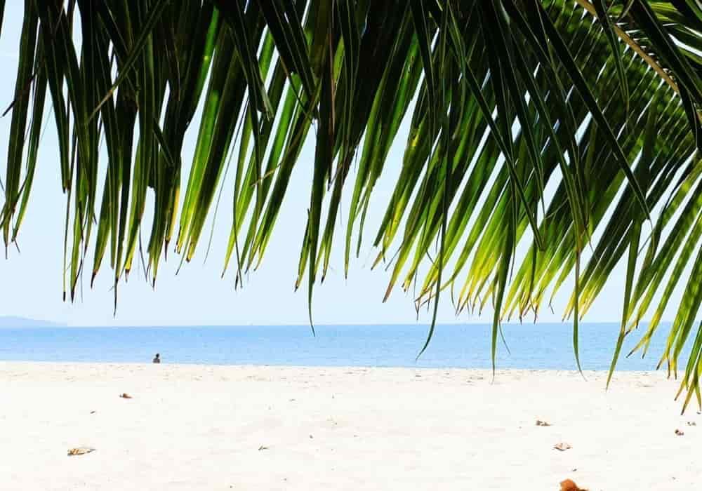 Pantai Sihanoukville - Kamboja