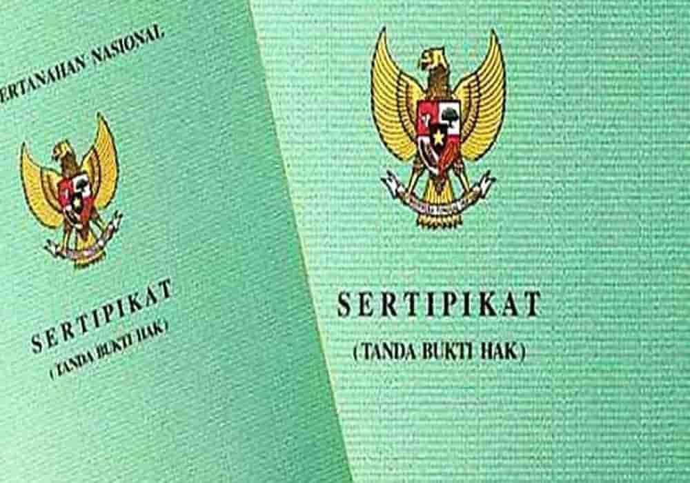 Jenis Sertifikat Tanah Di Indonesia Shm Shgb Shsrs