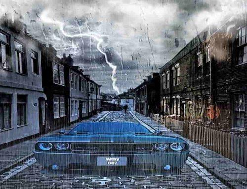 Apakah aman saat berkendara waktu hujan dan adanya petir? – Kendaraan dan Petir