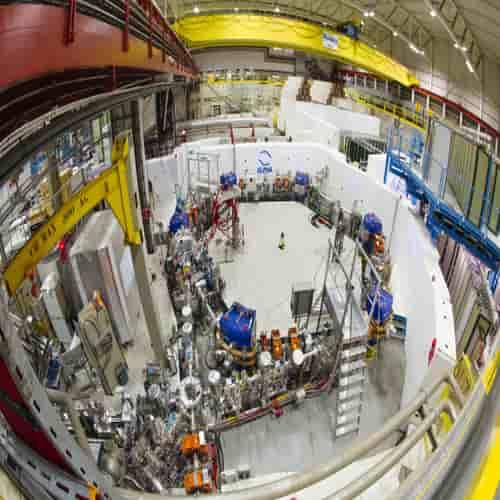 Cincin deselerasi ELENA akan memperlambat efek antimateri