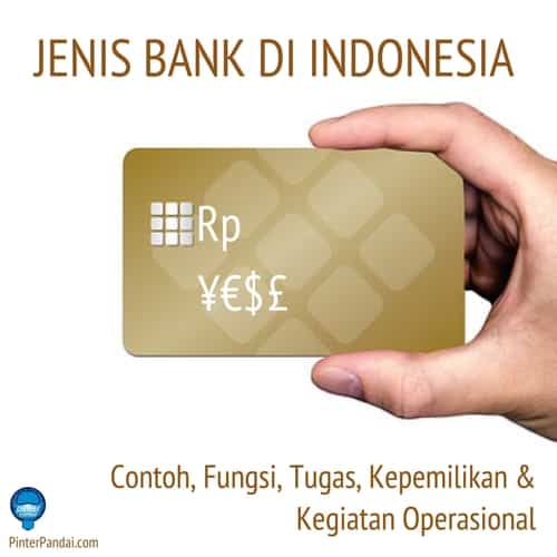 Jenis bank di Indonesia