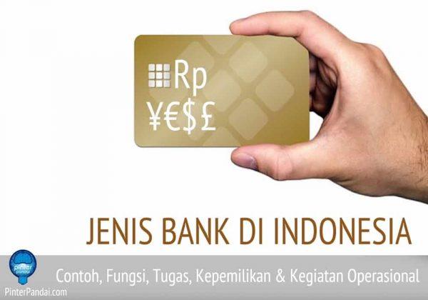 Jenis bank di Indonesia