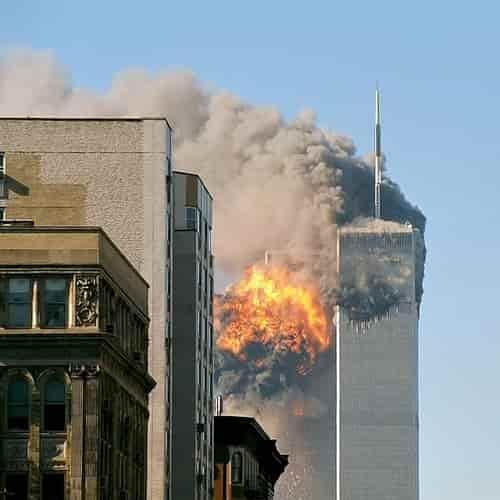 Terorisme WTC NYC USA