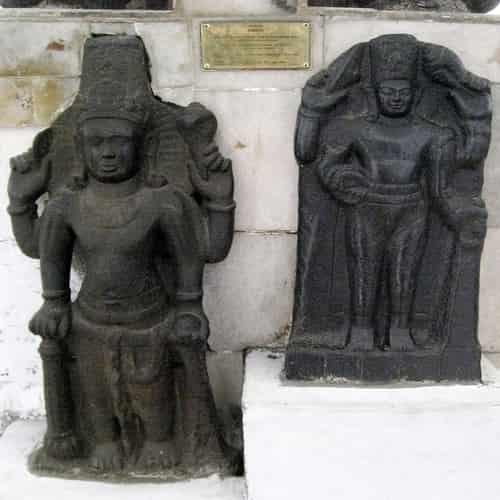 Kerajaan Tarumanagara - Arca Wishnu dari Cibuaya