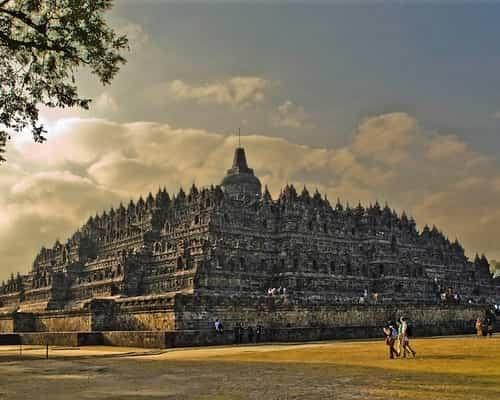 Candi Borobudur - Jateng
