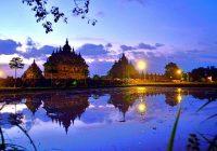 Candi Buddha di Indonesia - Candi Plaosan - Jawa Tengah