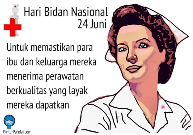 Hari Bidan Nasional 24 Juni