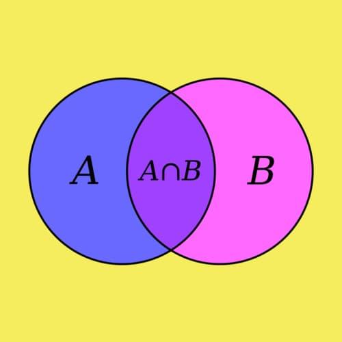 Himpunan matematika diagram Venn
