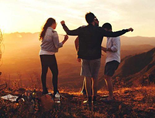 5 Cara Mencari Teman