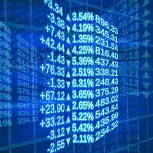 Pasar Modal - papan stock market