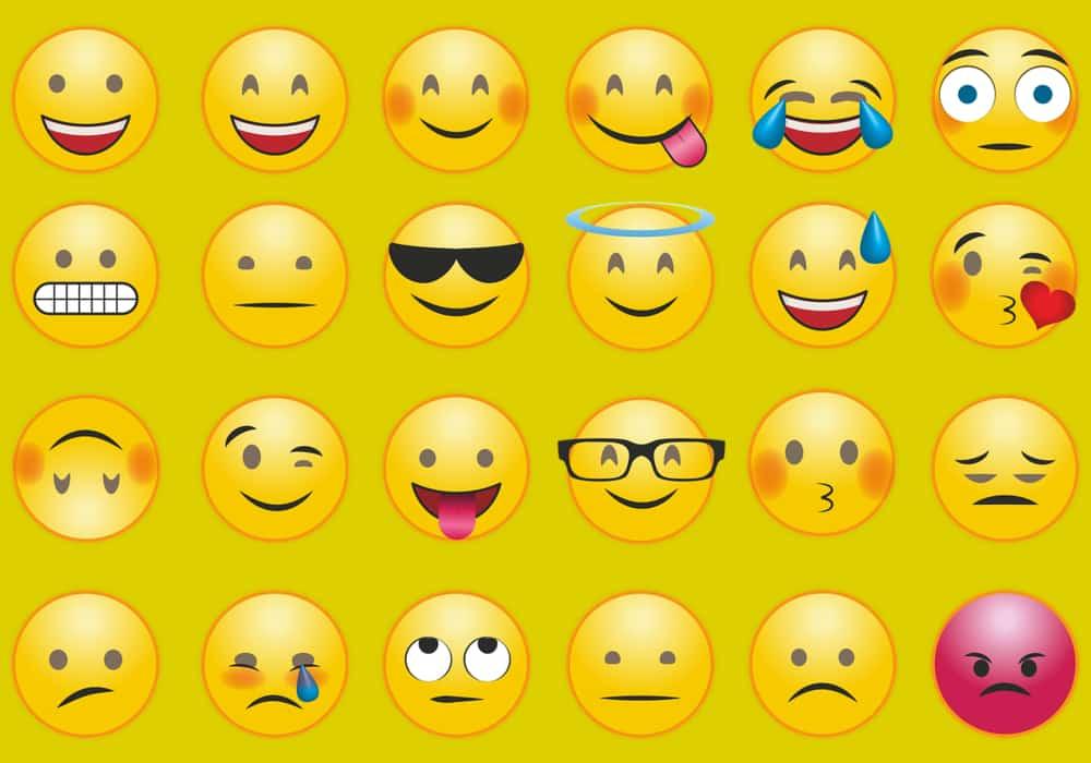 Perasaan emoji