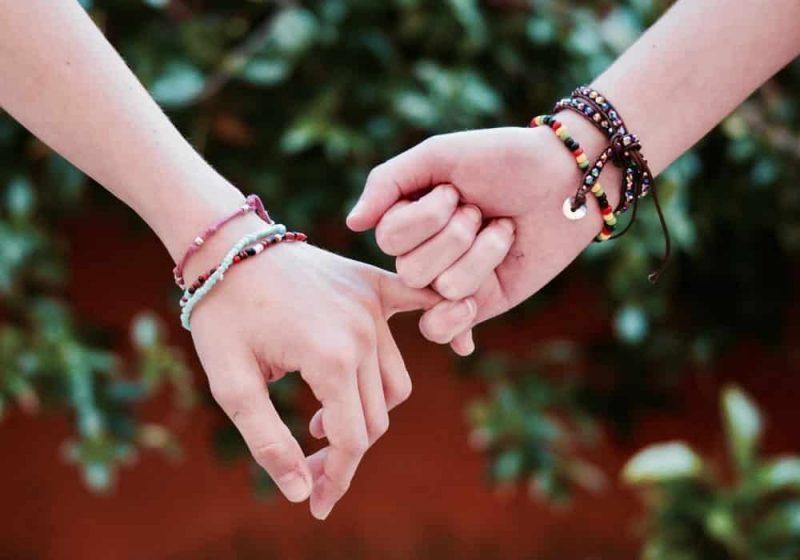 Persahabatan pacaran berakhir