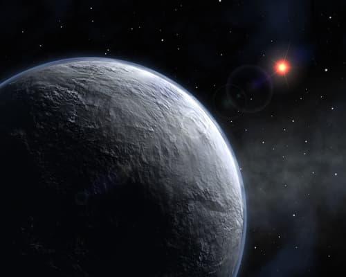 Planet seperti bumi layak huni