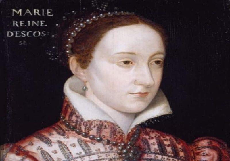 Ratu Skotlandia Mary Stuart