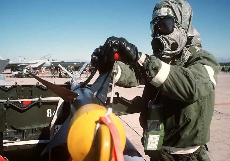 Senjata kimia mematikan
