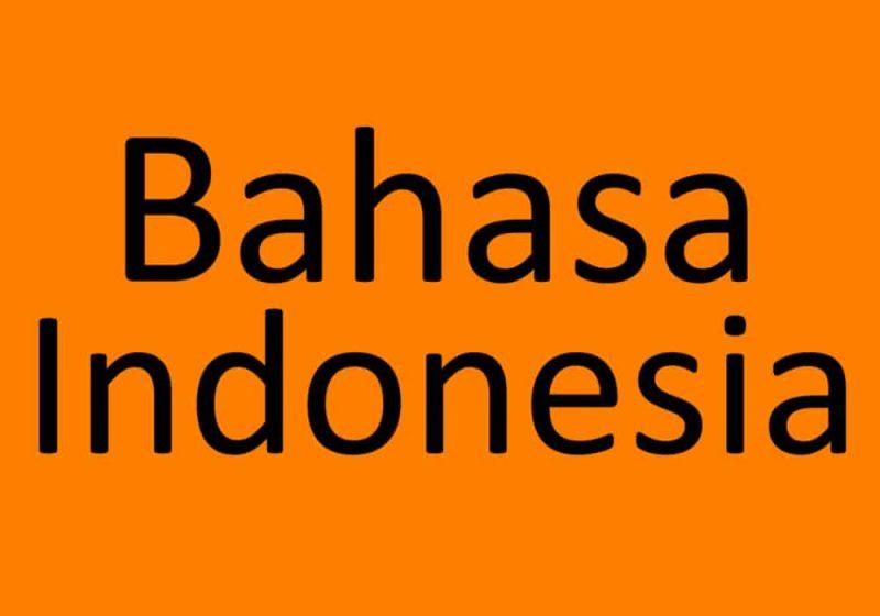 Soal un bahasa Indonesia