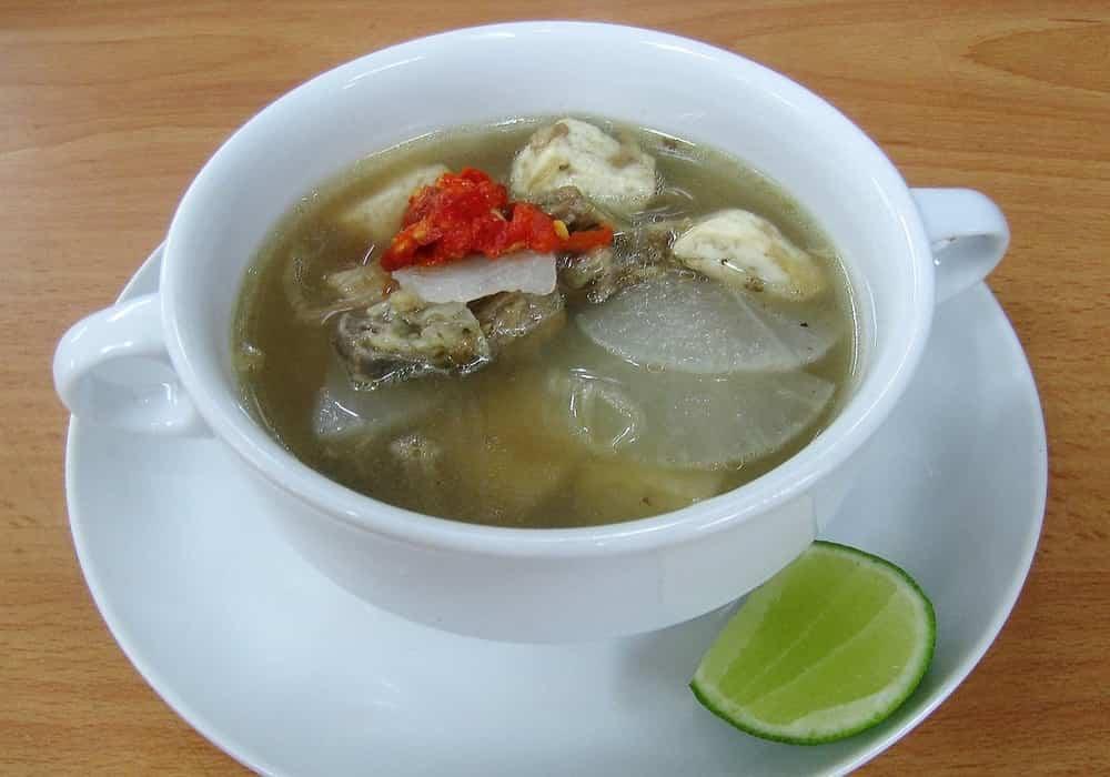 Makanan Bandung - Soto