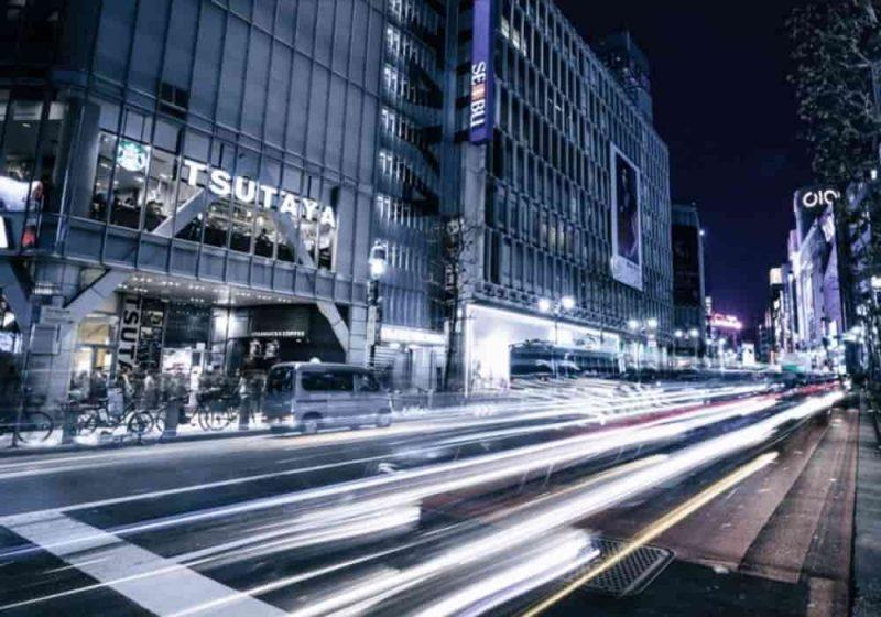 Tempat shopping mall di tokyo