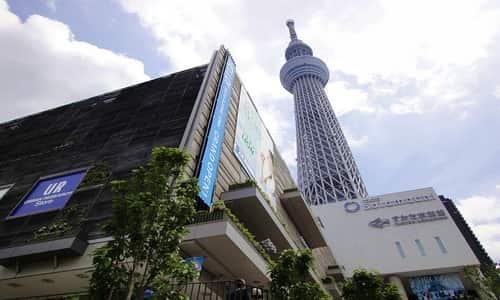 Tokyo Solamachi - Tokyo Sky Tree