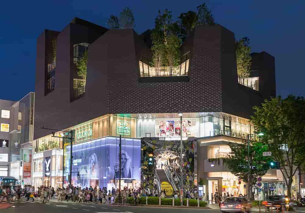 Tokyu plaza omotesando