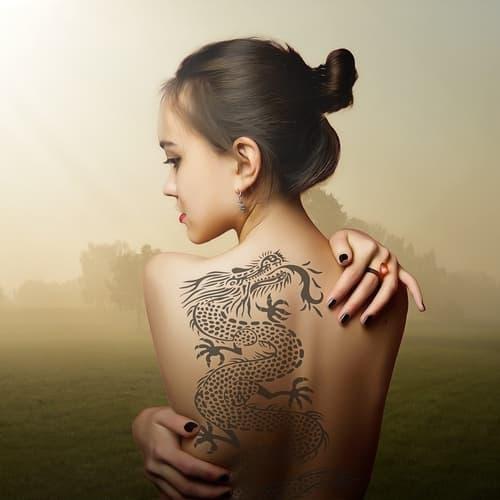Arti mimpi tato wanita