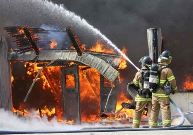 Cara mencegah kebakaran rumah kantor