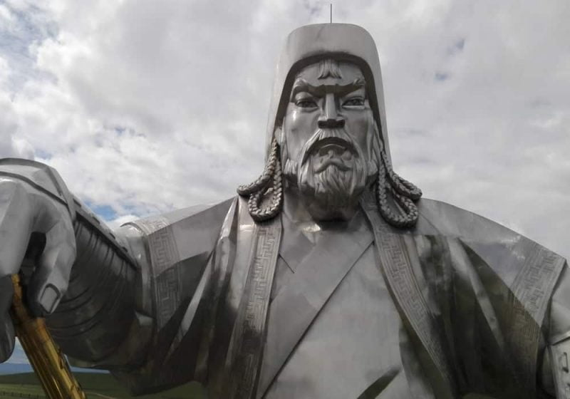 Genghis Khan Kaisar Mongol