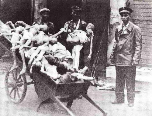 Adolf Hitler (1889-1945) – Partai Nazi (1920-1945) – Pembantaian Holokaus