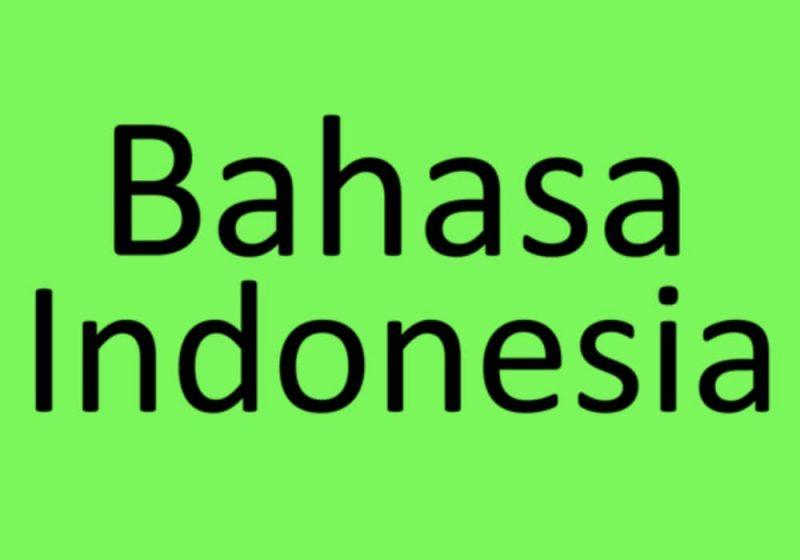 Kata ulang bahasa indonesia